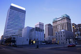 Early Morning in downtown Memphis — Stock Photo