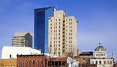 Panoramic Lexington — Stock Photo