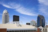 Downtown Louisville — Stock Photo