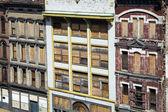 Verlaten huizen in louisville — Stockfoto