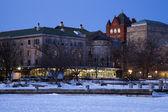 Historic Buildings - University of Wisconsin — Stock Photo