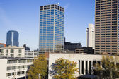 Skyscrapers in Little Rock — Stock Photo