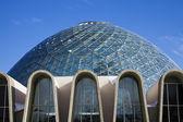 Dome of a Botanic Garden in Milwaukee — Stock Photo