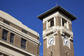 Clock tower in Little Rock — Stock Photo