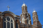 St Hyacinth Basilica in Chicago — Foto Stock