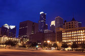 Night in Minneapolis — Stock Photo