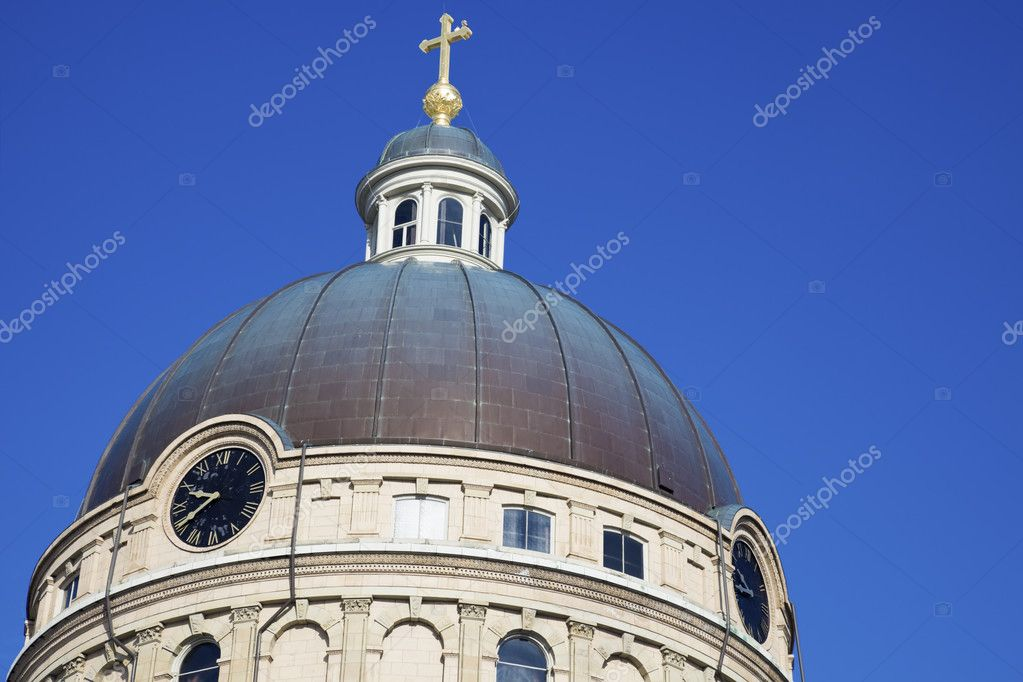 Basilica of Saint Josaphat in Milwaukee, Wisconsin. — Stock Photo #3575817