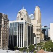 Stock Photo: Downtown of OklahomCity