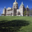 Iowa - State Capitol — Stock Photo