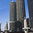 Marina City — Stock Photo