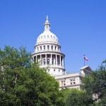 Austin, Texas - State Capitol — Stock Photo