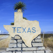 So, this is Texas? — Stock Photo