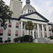 Stock Photo: State capitol of Florida
