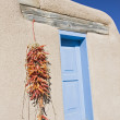 Stock Photo: House in Taos