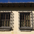 Stock Photo: Windows seen in Antigua