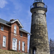Fairport Harbor Lighthouse — Stock Photo