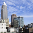 Stock Photo: Downtown Cleveland