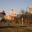 Afternoon in downtown Memphis — Stock Photo #3585012