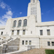 Stock Photo: State Capitol of Nebraska