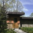 House by Frank LLoyd Wright — Stock Photo