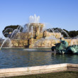 Renovated Buckingham Fountain — Stock Photo