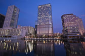 Downtown Tampa — Stock Photo