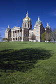 Iowa - State Capitol — Photo