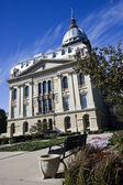 State Capitol of Illinois — Stock Photo