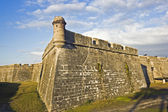 Castillo de San Marcos — Stock Photo