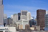 Chicago desde el lado sur — Foto de Stock