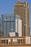 Buildings of south Downtown — Stock Photo
