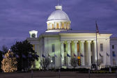 Montgomery, Alabama - State Capitol — Stock Photo