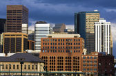 Afternoon in Denver — Foto Stock