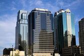 Kansas city - downtown — Foto Stock
