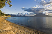 Lago Attilan — Stock Photo