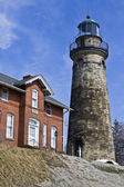 Fairport Harbor Lighthouse — Stock Photo