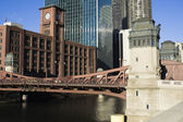 Lasalle Bridge — Stock fotografie