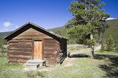Nunca rancho de verão — Foto Stock