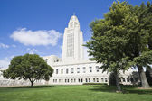 Nebraska - State Capitol — Stock Photo