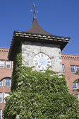 Clock Tower in Milwaukee — Zdjęcie stockowe