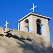 Stock Photo: Church in Taos