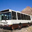 Zion shuttle buses — Stock Photo #3595709