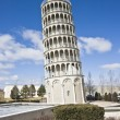 Leaning Tower replica — Stock Photo #3596122
