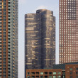 Apartament Buildings in Chicago — Stock Photo