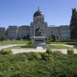 State Capitol in Helena — Stock Photo