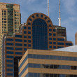 Buildings Downtown Chicago — Stock Photo