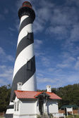 Lighthouse in St. Augustine — Stock Photo