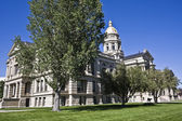 Cheyenne, Wyoming - State Capitol — Stock Photo