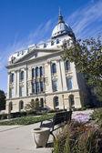 Springfield, Illinois - State Capitol — Stock Photo