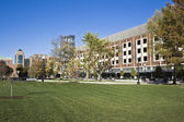 Champaign - University Buildings. — Stock Photo